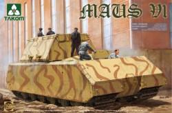 German Super Heavy Tank Maus V1