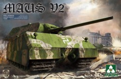 German Super Heavy Tank Maus V2