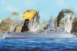 French Navy Dunkerque Battleship
