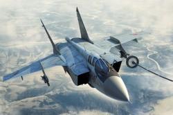 Russian MiG-31B/BM Foxhound
