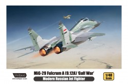 Mig29 Fulcrum A Gulf War (Premium Edition Kit)