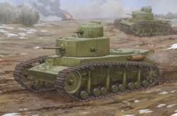 Soviet T-12 Medium Tank