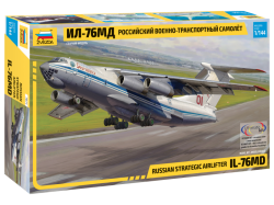 Russian strategic airlifter IL-76MD