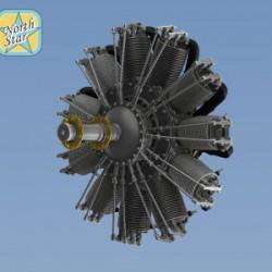 Siemens-Halske Sh.III German WWI Engine set 1/16