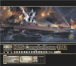 HMS Campbeltown 1942 - deluxe Edition