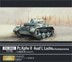 """Pz.Kpfw II Ausf L """"Luchs"""" mit Zusatzpanzerung"""
