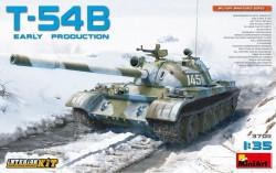Tank T-54B (Early Produktion) Interior Kit
