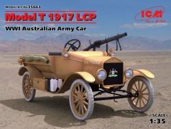 Model T 1917 LCP,WWI Australian Army Car