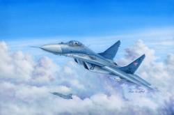 Russian MIG-29A Fulcrum