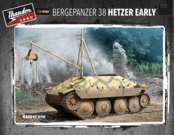BergePanzer 38 Hetzer Early (with PE set)