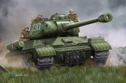 Soviet JS-2M Heavy Tank-Late