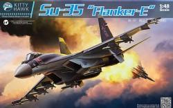 Sukhoi SU-35 FLANKER E