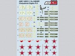 Su-24M/ MR Chelyabinsk Eagles Part 2