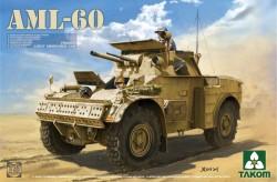 French Light Armoured Car AML-60