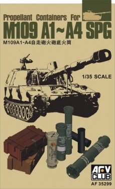 Propellant Containers for M109 A1-A4 SPG