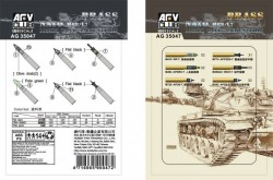 M68/L7 105mm Ammunition