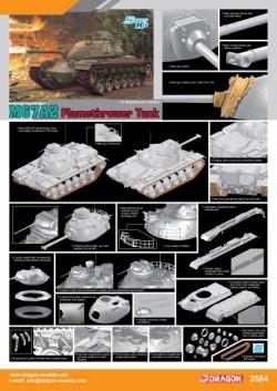 M67A2 Flamethrower Tank