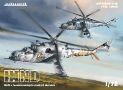 Mi-24 in Czech and Czechoslovak service DUAL COMBO  Limited Edition
