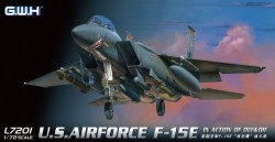 USAF F-15E In action of OEF & OIF