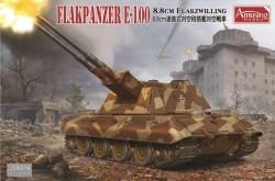 Flakpanzer E-100, 8.8cm