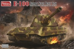 German Super Heavy Tank E100