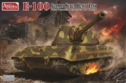 German Super Heavy Tank E100