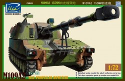 M109A2 155MM Self-Propelled Howitzer
