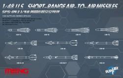 U.S. Short-range Air-to-air Missiles