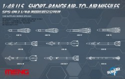 U.S. Short-range Air-to-air Missiles