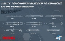 U.S. Long/Medium-range Air-to-air Missiles