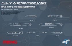 U.S. Satellite-guided Bombs