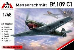 Messerschmitt Bf.109 C-1