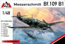 Messerschmitt Bf.109 B-1